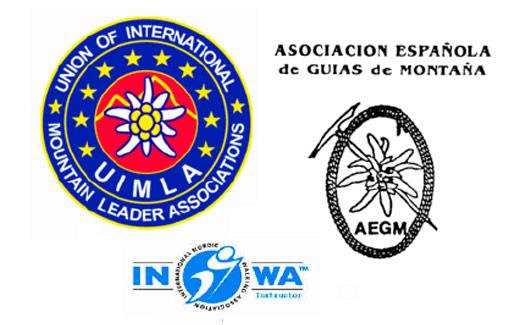 Logos Alfonso Monge. Cursos de Guía Especializado